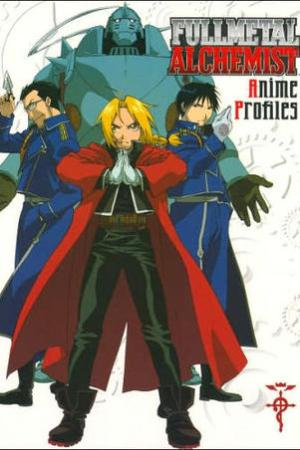 Reading books Fullmetal Alchemist Anime Profiles