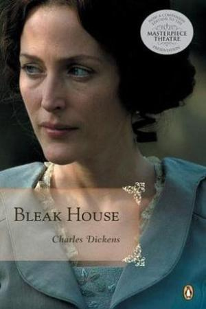 Reading books Bleak House