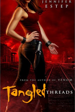 read online Tangled Threads (Elemental Assassin, #4)