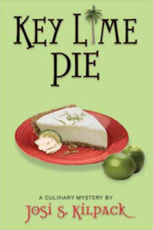 Reading books Key Lime Pie (A Culinary Mystery, #4)