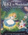 Walt Disney's Alice in Wonderland Meets the White Rabbit