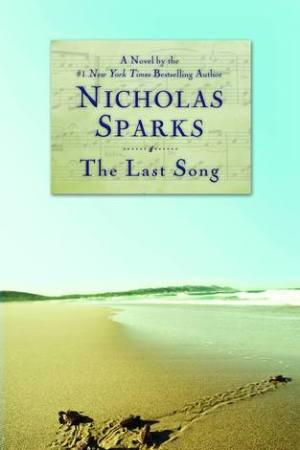 Reading books The Last Song