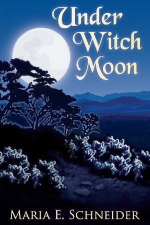 Reading books Under Witch Moon (Moon Shadows, #1)