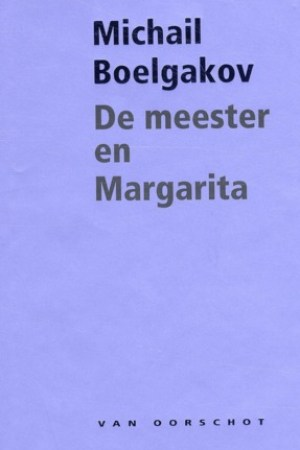 Reading books De meester en Margarita