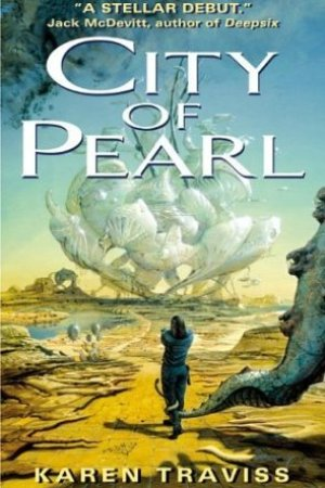 Reading books City of Pearl (Wess'har Wars, #1)