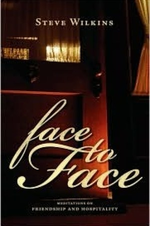 Reading books Face to Face: Meditations on Friendship and Hospitality