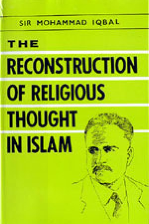 Reading books The Reconstruction Of Religious Thought In Islam