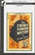 Download The French Powder Mystery (Ellery Queen Detective, #2) books
