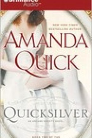 read online Quicksilver (Arcane Society, #11; Looking Glass Trilogy #2)