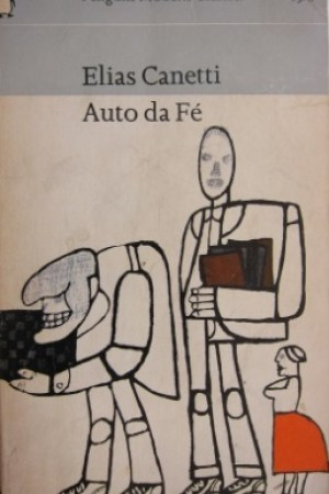 Reading books Auto Da F