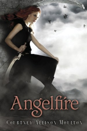 Reading books Angelfire (Angelfire, #1)