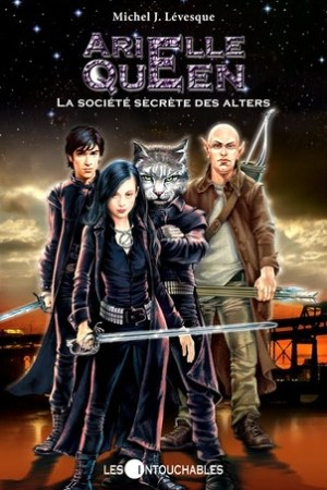 Reading books La socit secrte des Alters (Arielle Queen, #1)