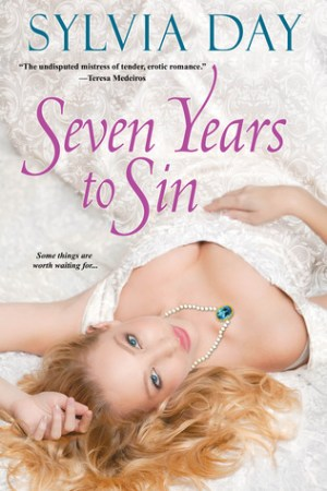 Reading books Seven Years to Sin