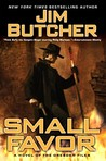 Download Small Favor (The Dresden Files, #10)
