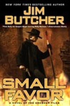 read online Small Favor (The Dresden Files, #10)
