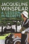 A Lesson in Secrets (Maisie Dobbs, #8)