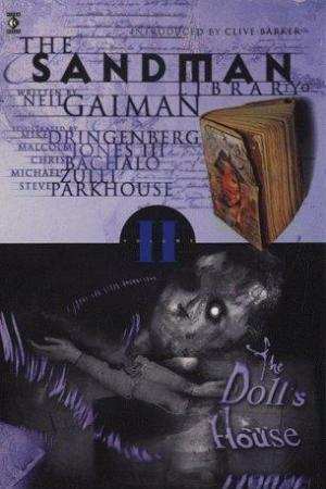Reading books The Sandman, Vol. 2: The Doll's House