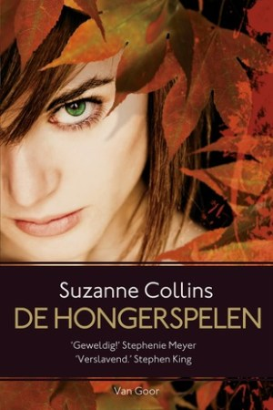 Reading books De Hongerspelen (De Hongerspelen, #1)