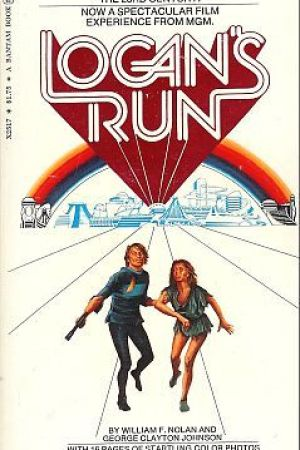 Reading books Logan's Run (Logan, #1)
