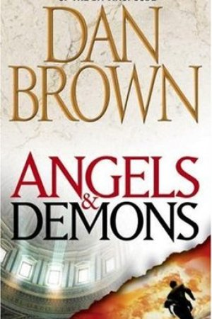 Reading books Angels & Demons (Robert Langdon, #1)