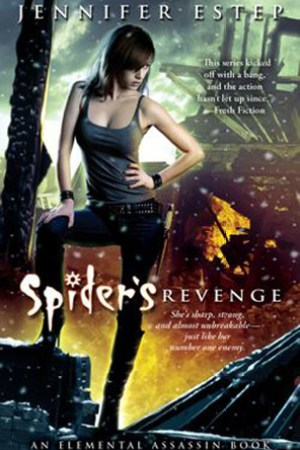 read online Spiders Revenge (Elemental Assassin, #5)