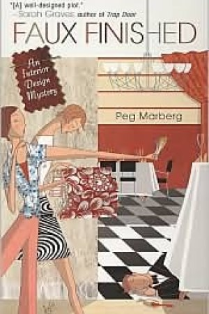 Reading books Faux Finished (An Interior Design Mystery, #1)