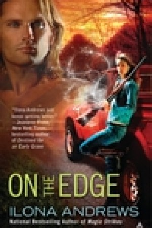 read online On the Edge (The Edge, #1)