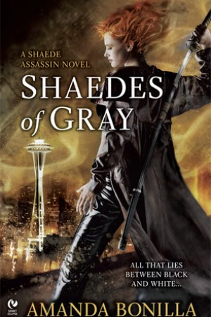 read online Shaedes of Gray (Shaede Assassin, #1)
