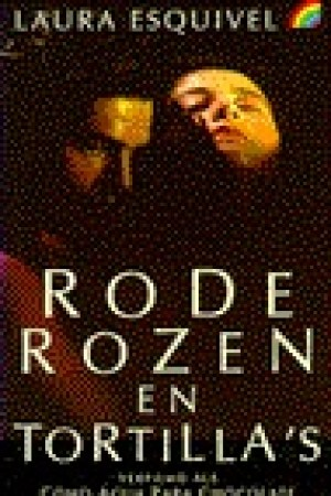 Reading books Rode rozen en tortilla's