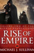 Download Rise of Empire (The Riyria Revelations, #3-4) books