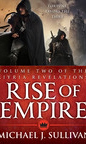 Rise of Empire (The Riyria Revelations, #3-4)