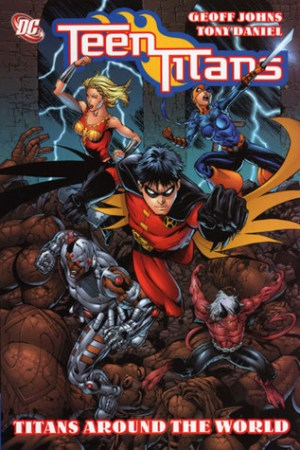 Reading books Teen Titans, Vol. 6: Titans Around the World