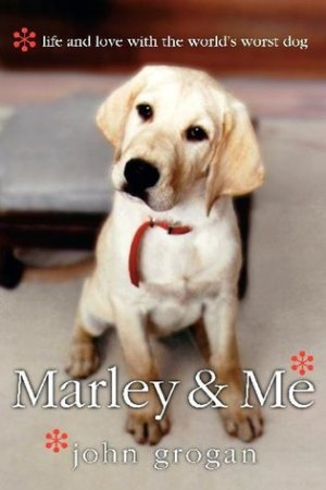 Reading books Marley and Me: Life and Love With the World's Worst Dog