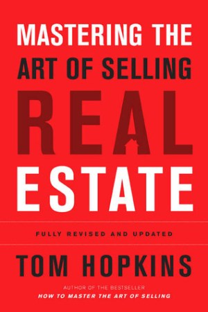Reading books Mastering the Art of Selling Real Estate