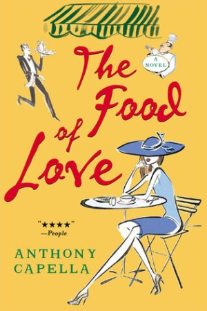 Reading books The Food of Love