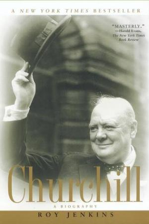 Reading books Churchill: A Biography
