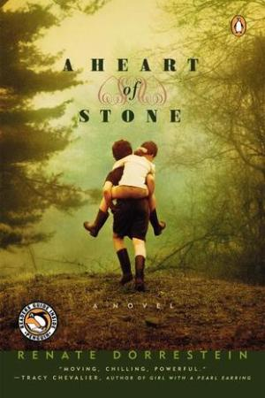 Reading books A Heart of Stone