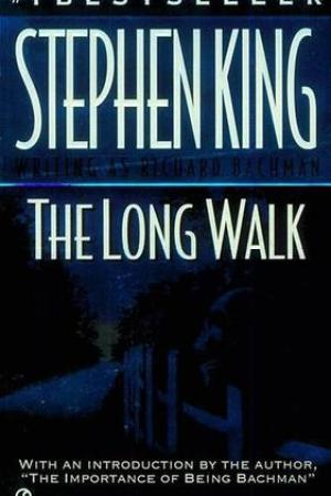 Reading books The Long Walk