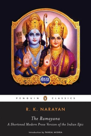 Reading books The Ramayana: A Shortened Modern Prose Version of the Indian Epic