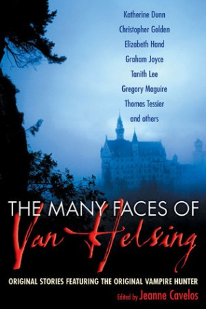 Reading books The Many Faces of Van Helsing