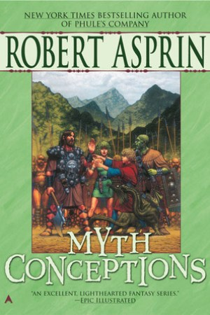 read online Myth Conceptions (Myth Adventures, #2)