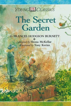 Reading books The Secret Garden (Young Classics)