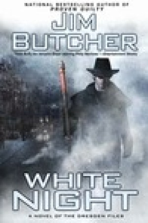 read online White Night (The Dresden Files, #9)