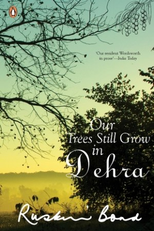 Reading books Our Trees Still Grow In Dehra