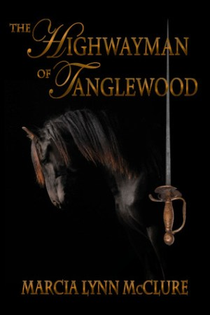 Reading books The Highwayman of Tanglewood