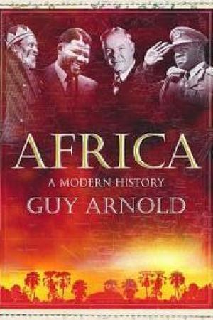 Reading books Africa: A Modern History