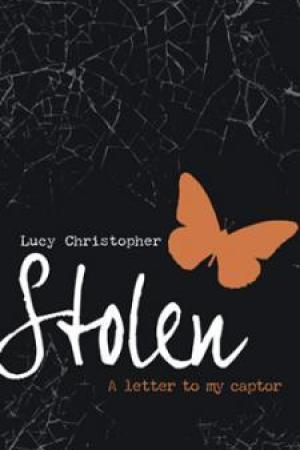 Reading books Stolen: A Letter to My Captor