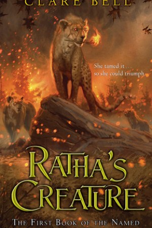 read online Ratha's Creature (The Named, #1)
