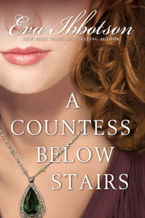 Reading books A Countess Below Stairs