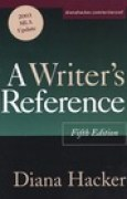 Download A Writer's Reference: With 2003 MLA Update books